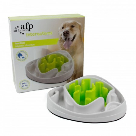 AFP Interactive Food Maze | 2-in-1 antischrokbak