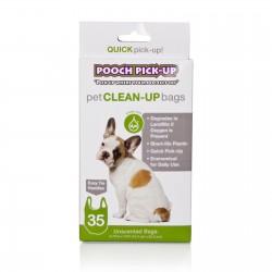 Pooch Pick-Up Bags ongeparfumeerd 35st