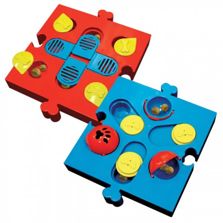 Seek-A-Treat Connector Puzzles