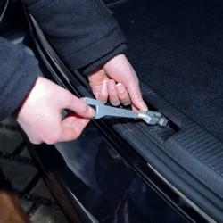 Ventilatie stang voor achterklep / deur