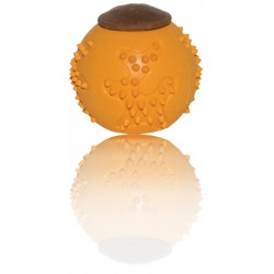 Starmark Rubber Tuff Treat BALL