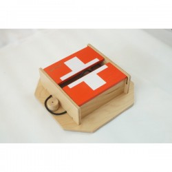 Swiss Cube - My Intelligent Dogs - hondenpuzzel