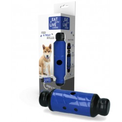 Eat Slow Live Longer FEED & TREAT ROLLER - fooddispenser