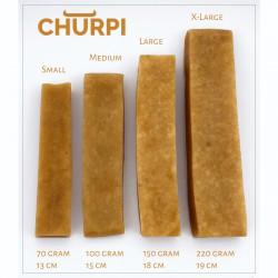 Churpi Yakmelk  kauwsnack
