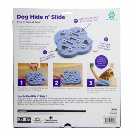 Dog Hide 'n Slide van Nina Ottosson