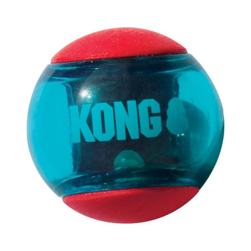 Kong Squeezz Action bal