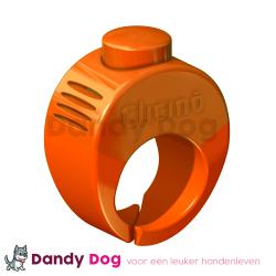 Clicino Clicker Ring - oranje